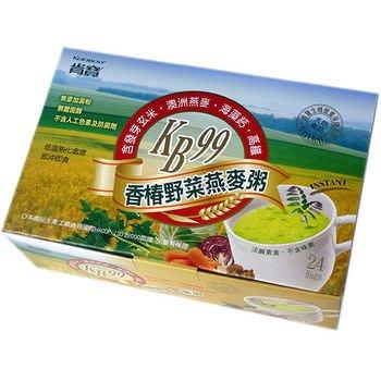 橡樹街3號 肯寶 香椿野菜燕麥粥 30g*24包/盒 【A40016】