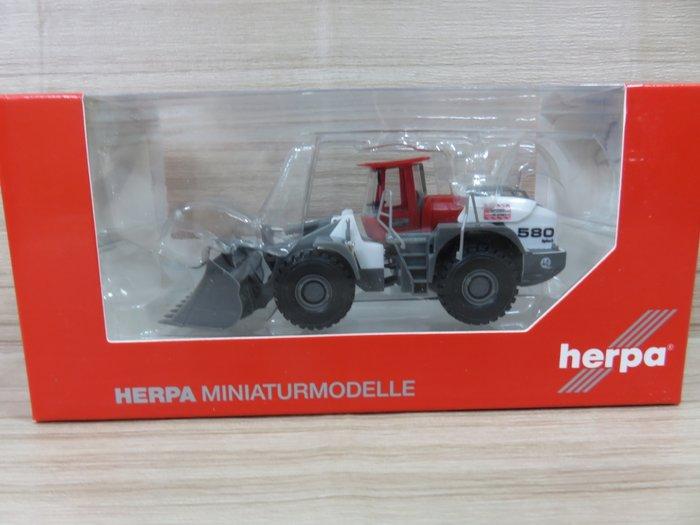 宗鑫貿易 Herpa H308854 Liebherr L580 重型推土機