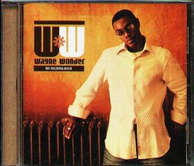 八八 - Wayne Wonder - No Holding Back - 日版 CD+1BONUS