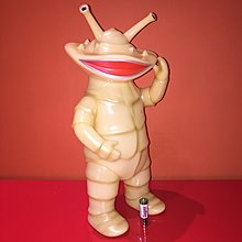 ::巨大系列::DX U.S.Toys カネゴン 食錢怪 Kanegon US Toys 夜光 figure[鹹蛋超人Ultra Q 怪獸 円谷 sofubi]