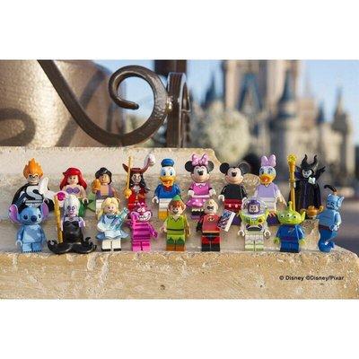 【全新現貨】LEGO 樂高 71012 Disney minifigures 迪士尼人偶包 一套18隻