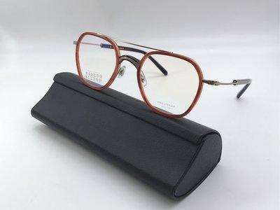 【本閣】MASUNAGA 增永眼鏡 飛行員眼鏡 復古鏡框 賽璐珞 手工眼鏡 GMS-115