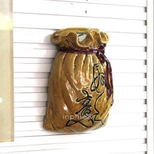 INPHIC-如意壁掛 石灣人物陶瓷工藝品擺飾 客廳書房擺設家居飾品