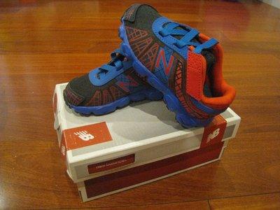 New Balance 男童運動鞋 US 7(清倉加購價, 需購買其他任一原價商品才能加購)