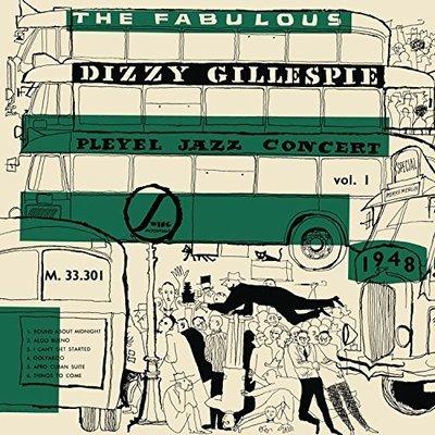 法國皮勒耶音樂廳實況/底細葛拉斯比 Dizzy Gillespie ---88985343042