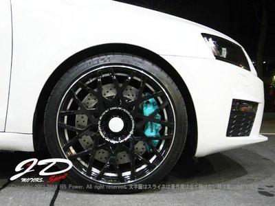 JD-MOTORS 日本原裝RAYS VARIANCE V.V.10M(VK) 19吋 鑄造單片式輪圈