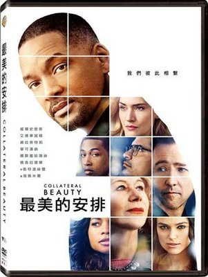 合友唱片 面交 自取 最美的安排 Collateral Beauty DVD