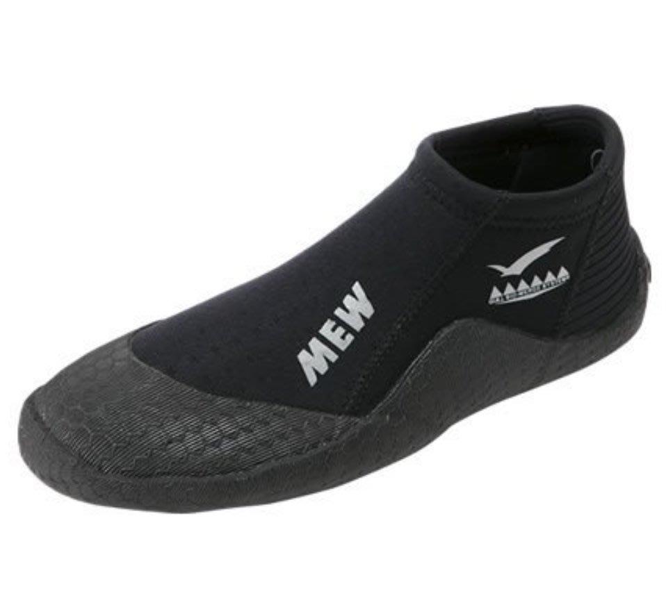 【日大潛水RIDA】GULL 短筒套腳蛙鞋專用套鞋