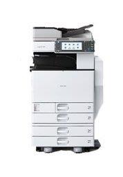 【小智】RICOH MP-C2802/C3302 (9成9新)A3彩色影印/傳真/列印/掃瞄/4紙匣/雙面,日本機