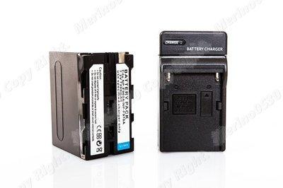 [YoYo攝影-贈充電器] Sony NP-F970 超大容量7200mAh/CN160/YN900/LED專用鋰電池