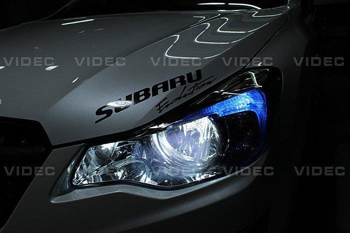 巨城汽車精品 SUBARU NEW IMPREZA LED 小燈 牌照燈 新竹 威德