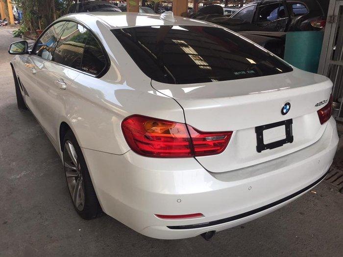 """J.H汽材"" BMW F36 420D Gran Coupe 報廢 零件車 拆賣嘍!歡迎洽詢!"