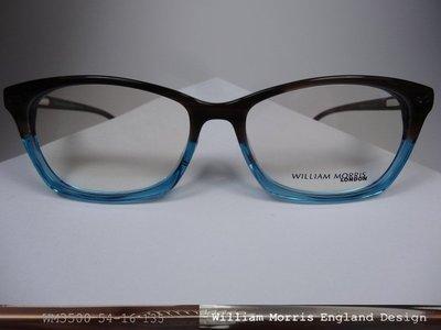 【信義計劃】WILLIAM MORRIS 超越 Ray Ban Paul Smith Moscot Tart 手工眼鏡