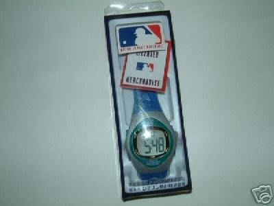 貳拾肆棒球-日本帶回美國大聯盟MLB限定西雅圖水手x星辰錶紀念電子錶