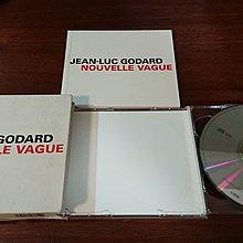 JEAN-LUC GODARD NOUVELLE VAGUE 雙CD版現代法國新浪潮電影大師葛達爾電影音樂作品集ECM力作完全藝術考量發行經典作品1997年