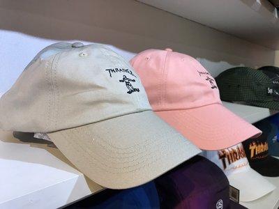 ☆LimeLight☆ Thrasher Gonz Old Timer Hat 老帽 粉紅色/卡其色