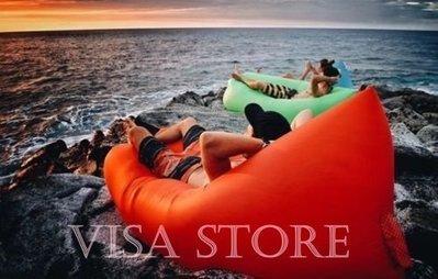 郊遊必備 水陸快速充氣香蕉床 非 懶骨頭 沙發床 和室椅 海灘 野餐 露營  INTEX 68564 rimowa