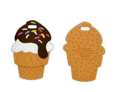 【魔法世界】美國 Silli Chews 冰淇淋咬牙器/固齒器 SC-12
