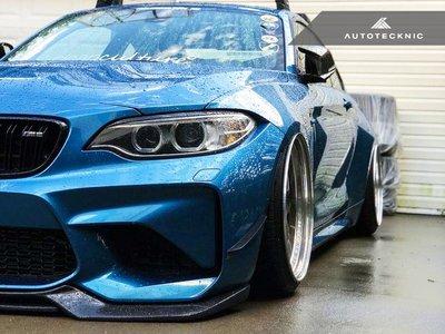 美國 AUTOTECKNIC》BMWF87 M2 | M2 COMPETITION 碳纖維 前保桿風刀