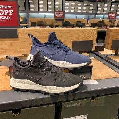 美國AMPM Timberland 添柏嵐 踢不爛 男鞋 布魯克林輕質運動潮鞋 A26G5 A26FT A223P