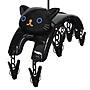 *EScorp*日本進口 可愛貓咪 洗衣架 黑色/ ...