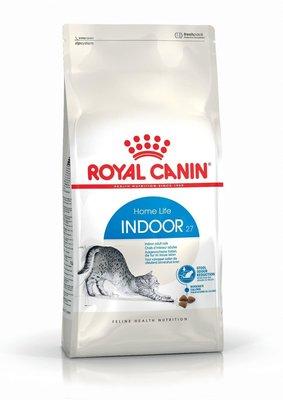 法國皇家 IN27《室內成貓專用》飼料-4kg