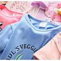 🚛NO.108童衣著【上衣15色】新款 女童90~140cm 純棉 童趣印花兒童短袖彈性T恤 舒適圓領短袖上衣