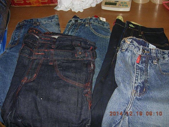 清倉純棉牛仔褲    庫存處理牛仔褲  外銷存貨牛仔褲