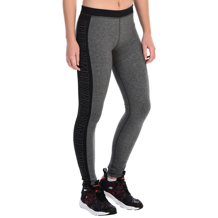 全新現貨 Under Armour Favorite Graphic Leggings 慢跑用緊身褲