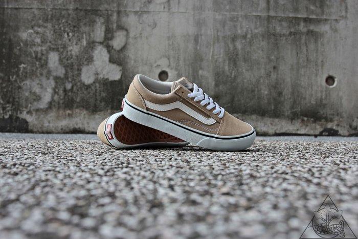【HYDRA】Vans Old Skool DX 奶茶 卡其色 休閒 滑板鞋【V36CLCMGR】