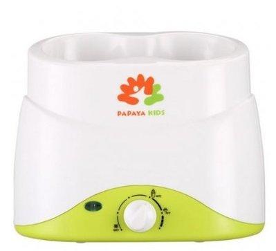 Papaya Kids 馬克文生 雙奶瓶 溫奶器