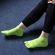 【berry_lin107營業中】新款護跟五指襪女薄網眼透氣短筒全棉夏季分趾襪運動個性五指襪