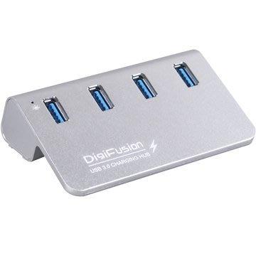 伽利略 USB3.0 4埠HUB 鋁合金  (U3H04FC)