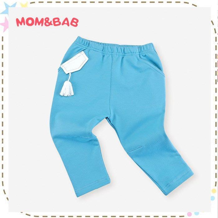 貝克比比屋☆秋天mom and bab時尚造型細毛圈薄長褲*12m、18m、24m、3T、4T、5T、6T、7T