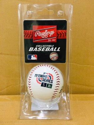 鈴木一朗⚾️ 2019年 MLB 美國職業棒球大聯盟  東京 開幕戰 開幕式 紀念球 Rawlings  現貨