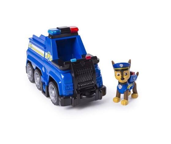 汪汪隊立大功 paw patrol-終極主題車輛-阿奇(藍)