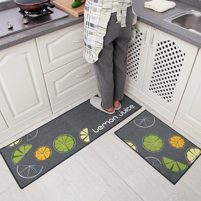 ☜男神閣☞地墊地毯臥室廚房進門家用入戶門墊吸水腳墊門口門廳防滑防油墊子