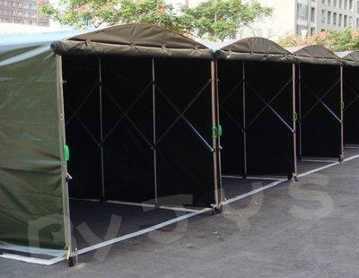 《JYS》活動車庫 伸縮 車罩 車棚 轎車 休旅車 廂型車 路邊攤販 臨時倉庫 活動式餐飲架 含安裝