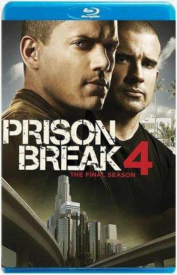 【藍光電影】越獄 第四季  Prison Break S04 (2008) 共6碟