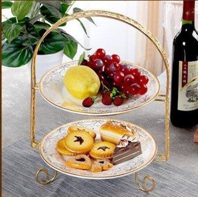 [C.M.平價精品館]品味生活 歐風貴婦下午茶自娛娛人 二層/三層/四層 各式點心/水果盤
