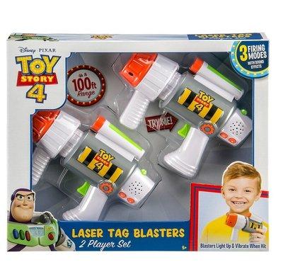 Toy Story 4 玩具總動員 4 雷射槍對戰遊戲組~請詢問庫存