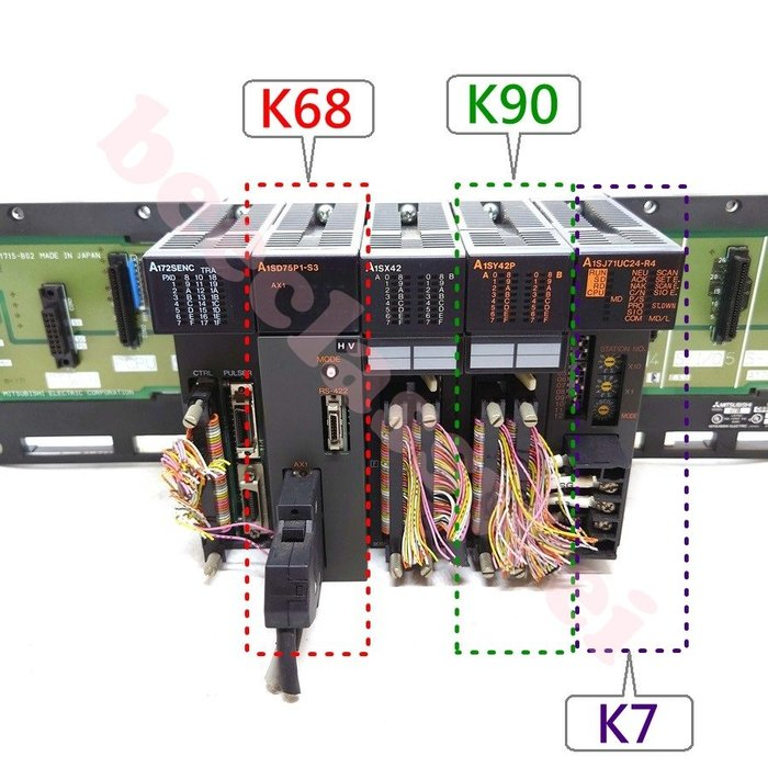 A1SD75P1-S3 MITSUBISHI 三菱 POSITIONING K68