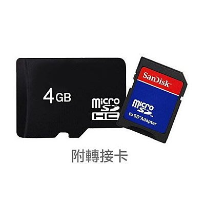 4G TF MICRO SD記憶卡 可...