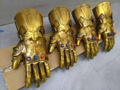 無限手套 Infinity Gauntlet Glove cosplay Marvel Thanos 滅霸 Avengers Endgame