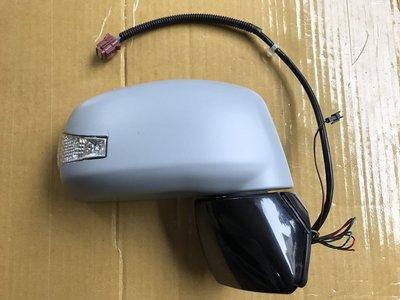 懶寶奸尼 NISSAN 日產 TIIDA 年份06-12 電動摺疊+方向燈 照後鏡 後照鏡 後視鏡 7線