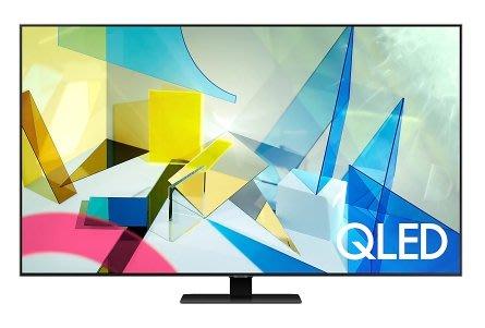 【短期特賣】 QA65Q80T SAMSUNG 65吋 4K QLED量子電視 QA65Q80TAWXZW 2020年
