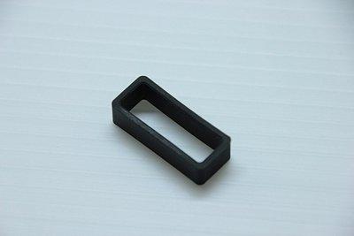 16mm 18mm, 20mm22mm, 24mm矽膠製錶帶圈, 錶圈, 錶環watch strap'' loop, 適用於錶扣端 台北市