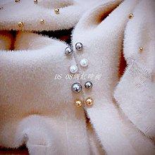 DS_08網紅時尚衣服襯衣防走光紐扣別針學生袖口別針胸針固定扣新品夾子領針扣女