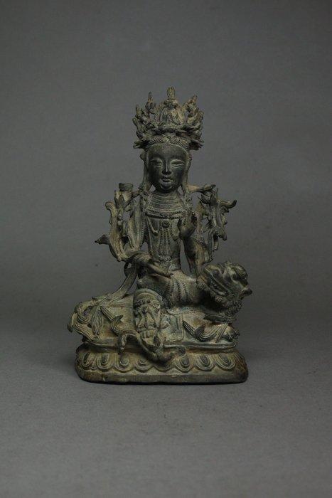 悅年堂 --- 銅 菩薩像