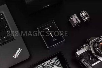 [808 MAGIC]魔術道具  Sword T Playing Card 黑色